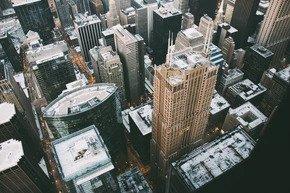 Buildings in NYC - real estate