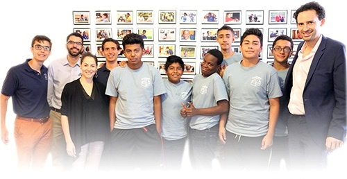 After School Program in the Bronx - NestApple Corporate Responsibility