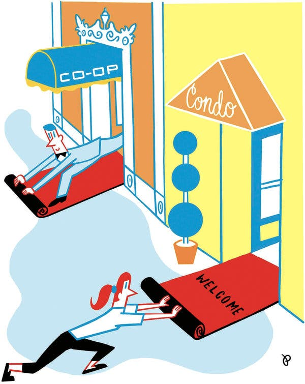 coop vs condo: pros and cons and condos are more welcoming