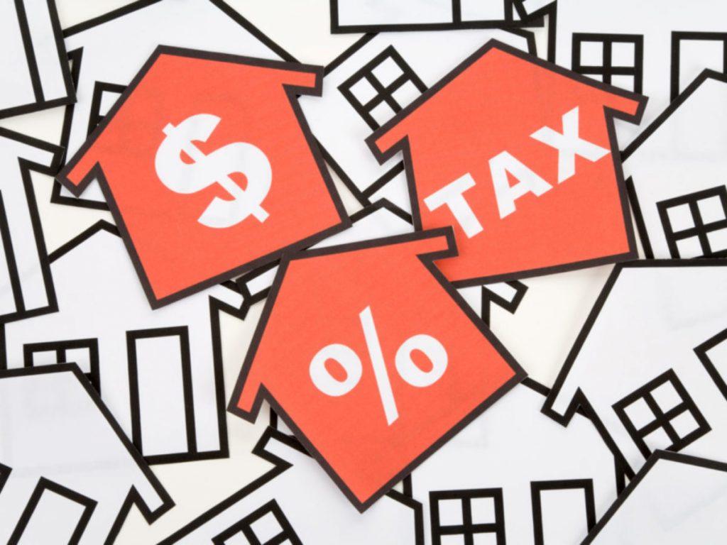 flip tax percentage