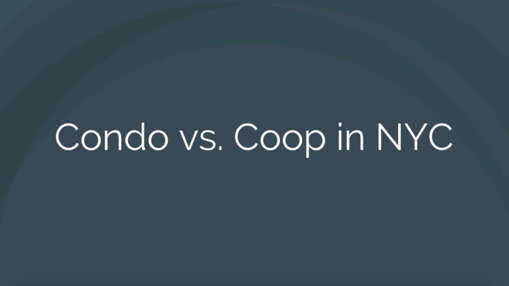 condo vs coop in nyc