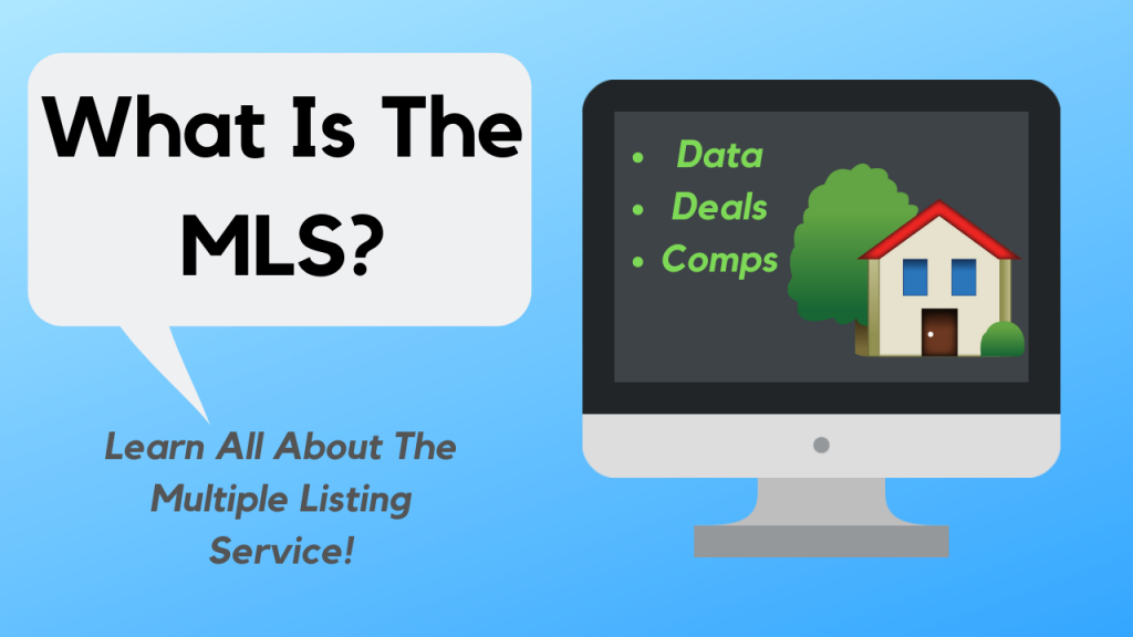 what is the MLS multiple listing service in New York. Data deals and comps