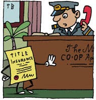 title insurance required for Coops