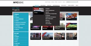NYCIDA : NYCEDC