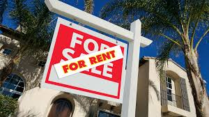 for sale vs for rent - Contingent Offer