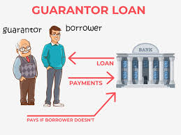 guarantor of a mortgage