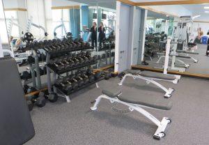 condo gym nyc