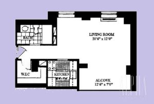 What You Need to Know About Alcove Studios in NYC - alcove studio apartment