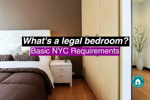 Definition & Requirements of a bedroom legal bedroom in nyc