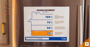 what is a downpayment