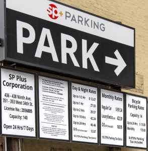 What is the NYC Parking Tax Exemption?